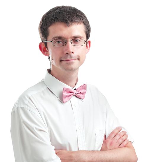 lek. med. Paweł Jastrzębowski